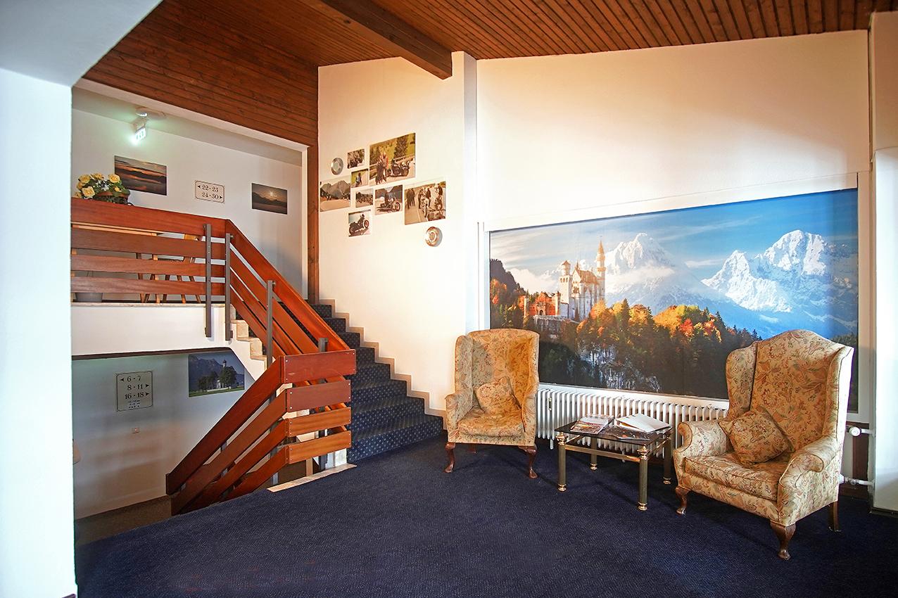 Rezeption / Foyer