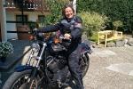 Hotel Berghof Alpenblick Motorradtour